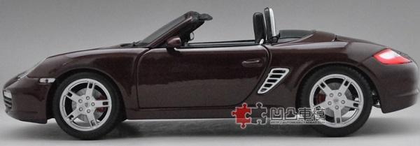 โมเดลรถ โมเดลรถเหล็ก โมเดลรถยนต์ Porsche 987 Boxster 3
