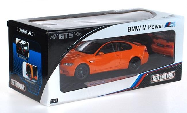BMW M3 GTS orange 8