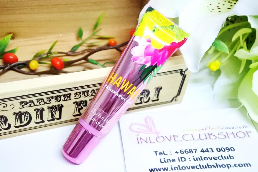 Bath & Body Works - Liplicious / Lip Gloss 14 ml. (Hawaii Passionfuit Kiss)