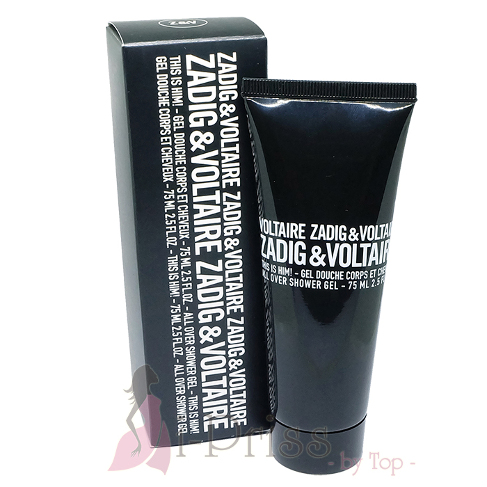ZADIG & VOLTAIRE This is Him! Shower Gel 75 ml.