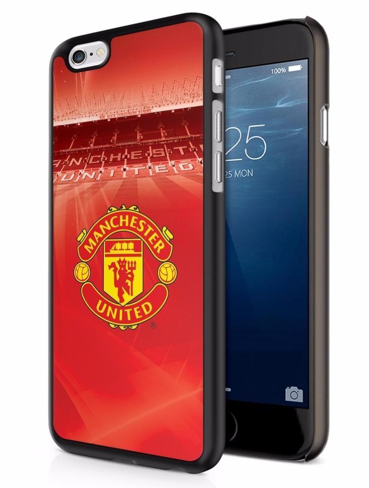 เคสไอโฟน6 แมนเชสเตอร์ ยูไนเต็ด Manchester United 3D iPhone 6 Cover