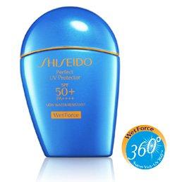 Perfect UV ProtectorSPF50+ / PA++++ 50ml. ผลิตภัณฑ์ปกป้องผิวจากแสงแดดนวัตกรรมใหม่ที่ทรงประสิทธิภาพ และยิ่งทวีประสิทธิภาพเมื่อสัมผัสน้ำหรือเหงื่อ