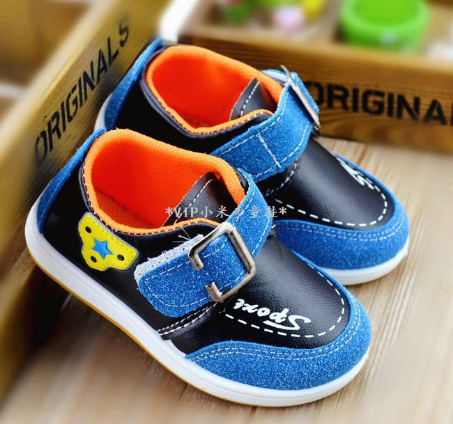 รองเท้าคัทชูเด็กชาย ใส่เท่ห์ได้ทุกงาน Size 26 - 31 (เด็กวัย 2-5 ปี)