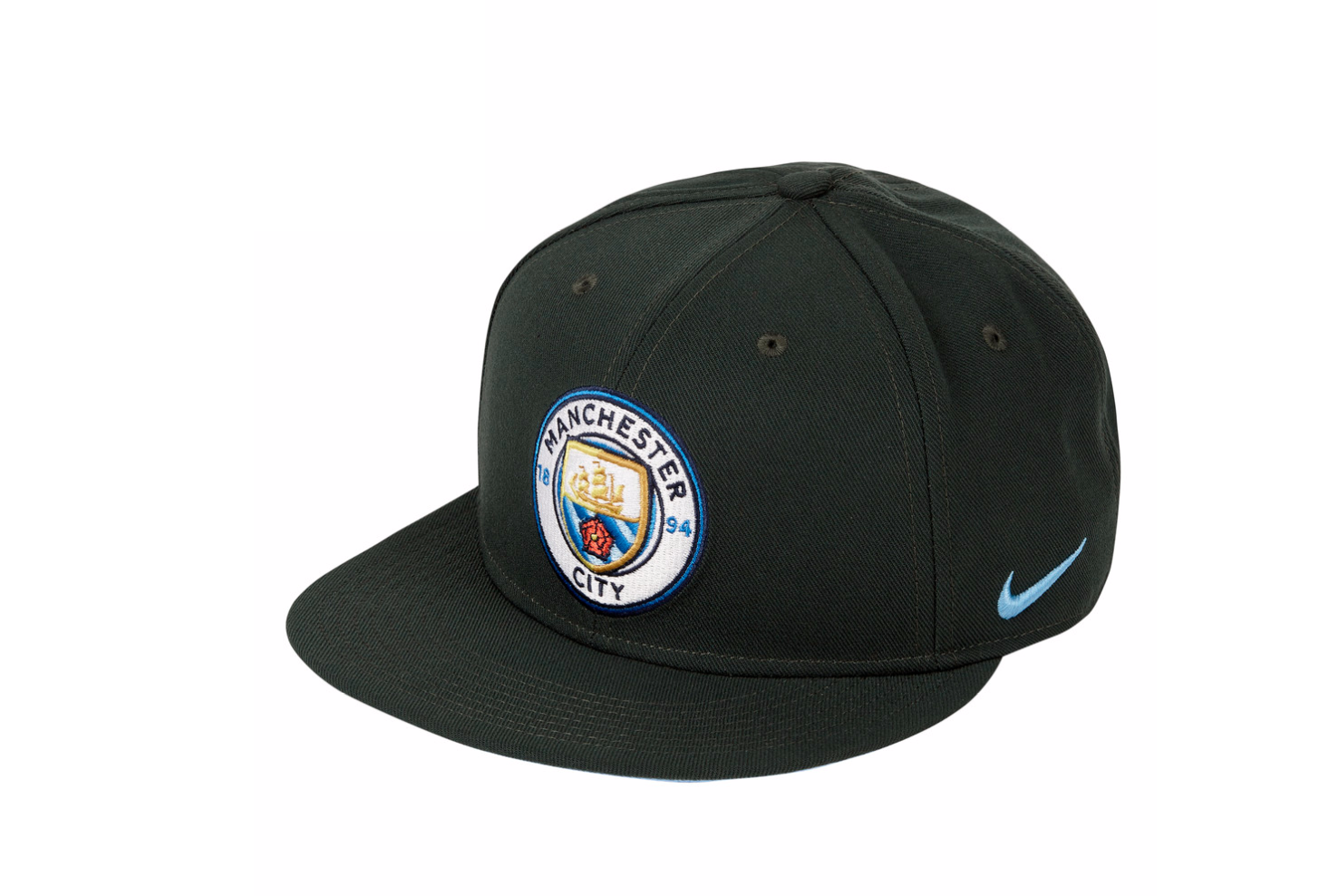 หมวกไนกี้แมนเชสเตอร์ ซิตี้ Core Cap Green ของแท้