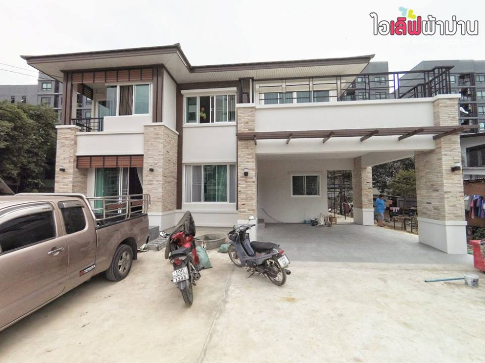 [H403] บ้านสร้างเอง รัชดา