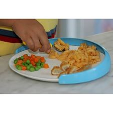 My Plate-Mate (มีสีฟ้าสีเดียว)