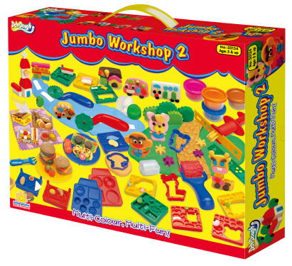 Jumbo Workshop 2