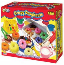 Crispy Doughnuts