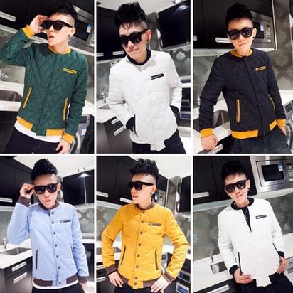 เสื้อผ้าผู้ชาย   เสื้อคลุมผู้ชาย เสื้อกันหนาว แฟชั่นเกาหลี