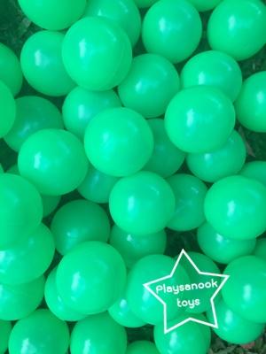 UT-5909 ลูกบอลพลาสติก สีเขียว 200 ลูก