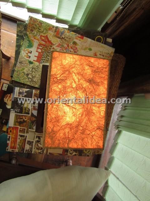 โคมไฟตั้งโต๊ะกระดาษตาตามิ (เล็ก) PK-05S