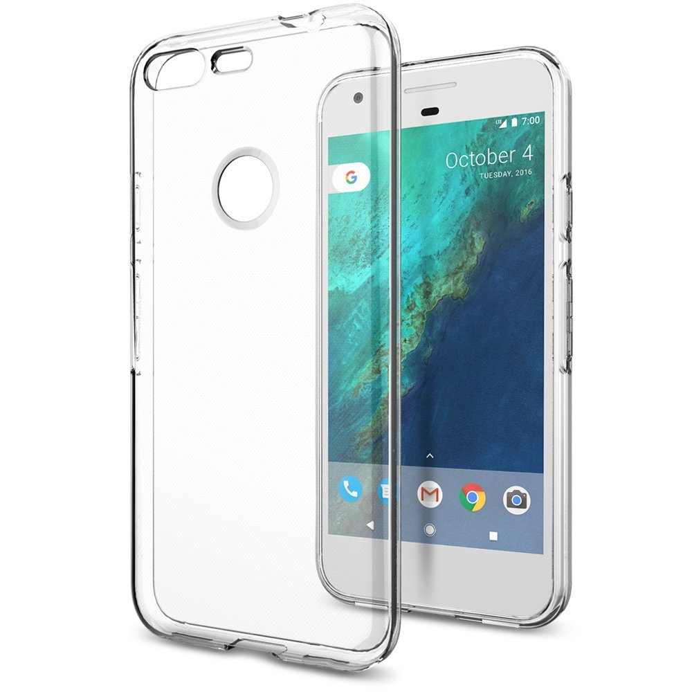 Spigen Liquid Crystal Case for Google Pixel