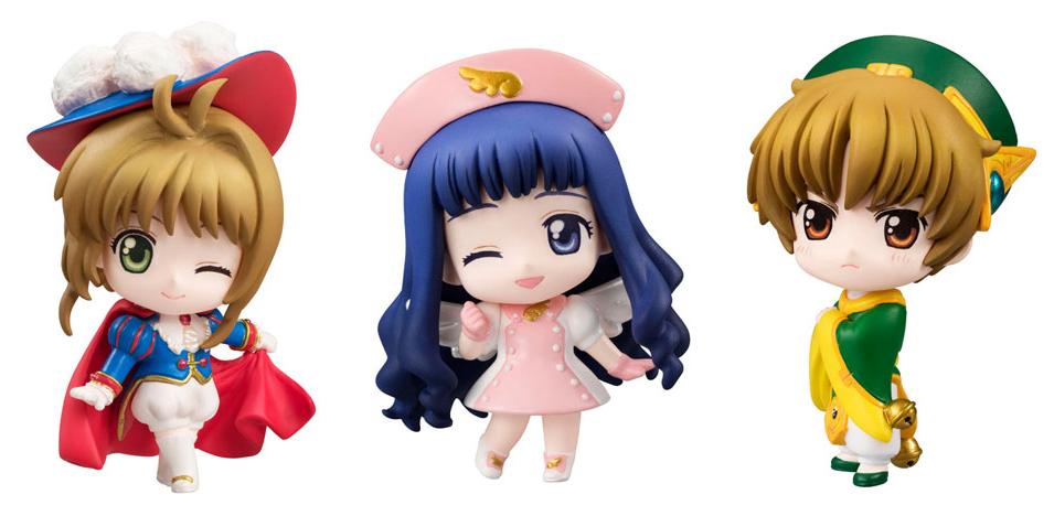 **พร้อมส่ง**Petit Chara! Series Cardcaptor Sakura It`s Absolutely All Right