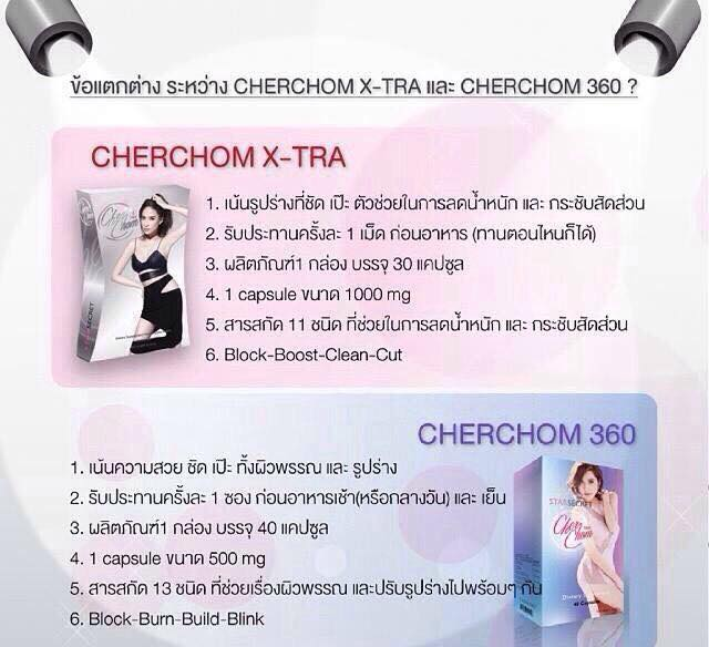 CherChom Extra