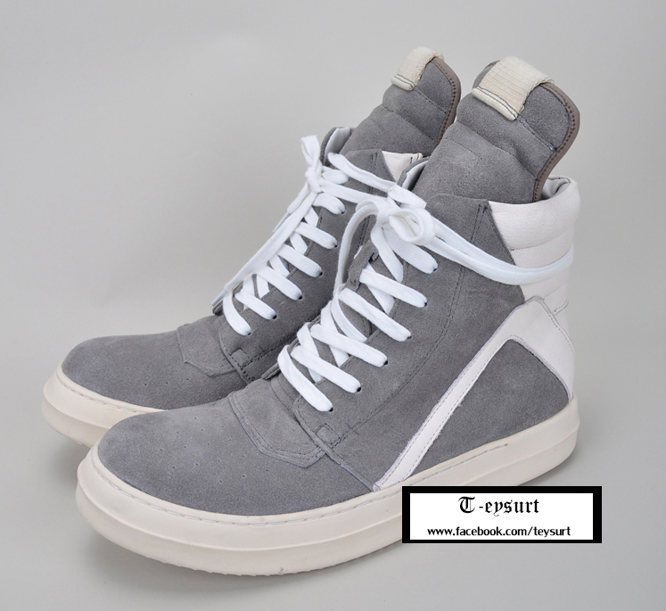 รองเท้า RickOwens Sneaker Hight Top