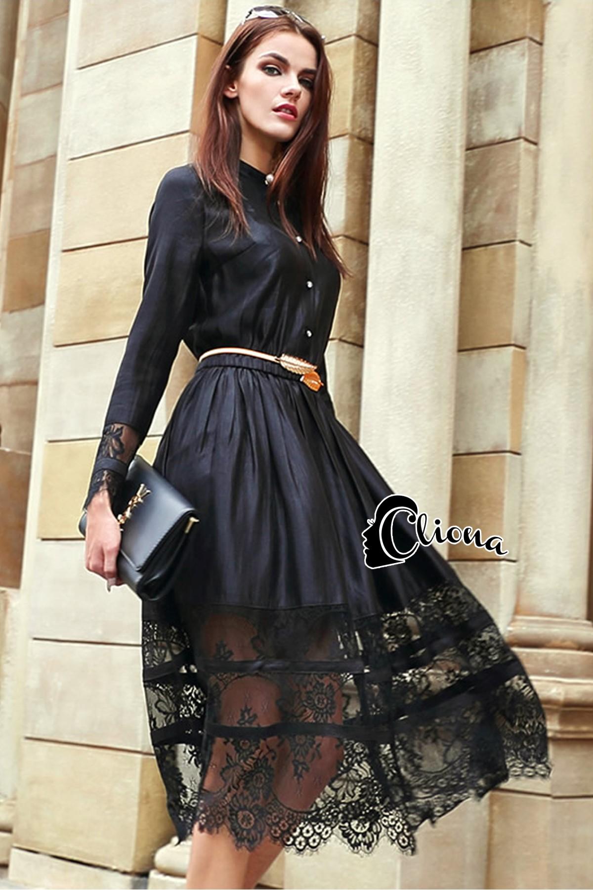ชุดเดรสเกาหลี พร้อมส่งlong dress ผ้าซาตินด้านในอัดกาว