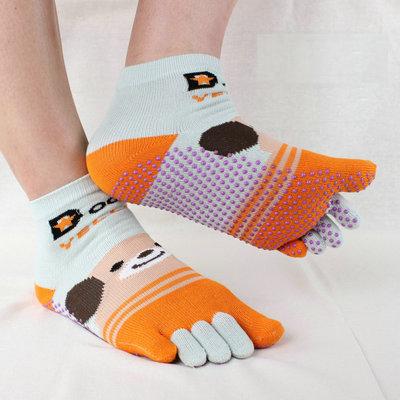 (พรีออเดอร์)YKA80-21-1 ถุงเท้าโยคะ โปรโมชั่น 2 คู่ 499 บาท