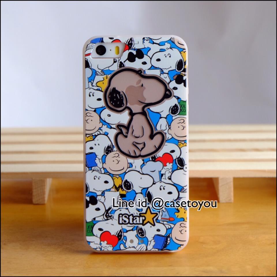 iStar Snoopy case สำหรับ iPhone 6/6S