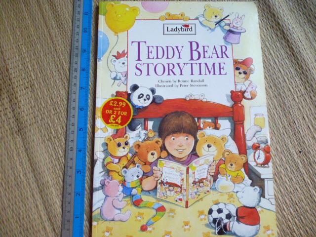 Teddy Bear Story Time (Ladybird)
