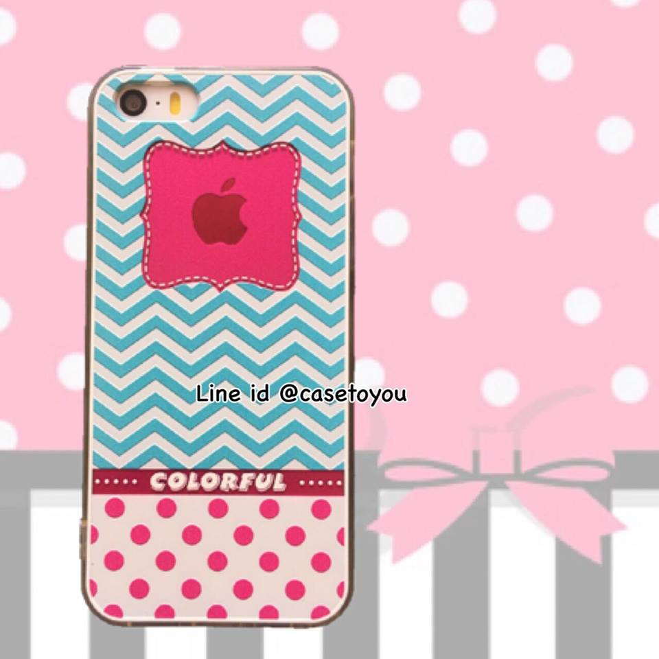Nil Colorful 02 iPhone 5/5S/SE