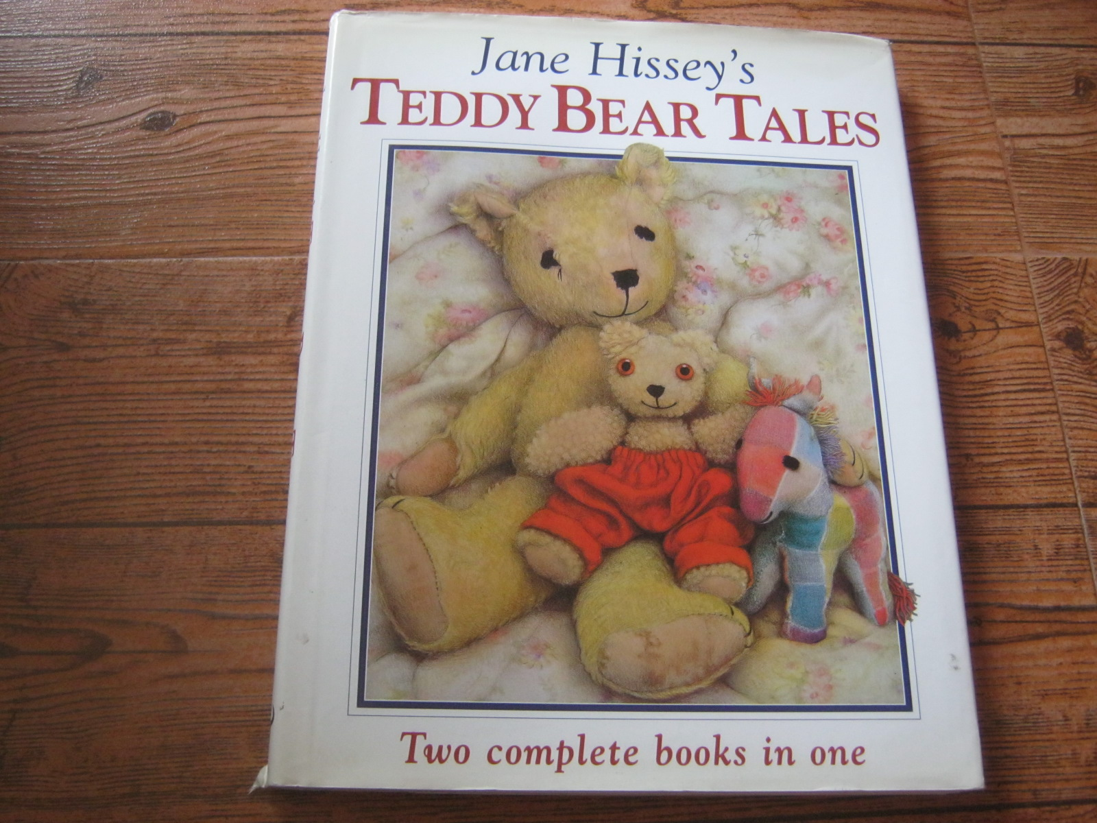 Jane Hissey's Teddy Bear Tales