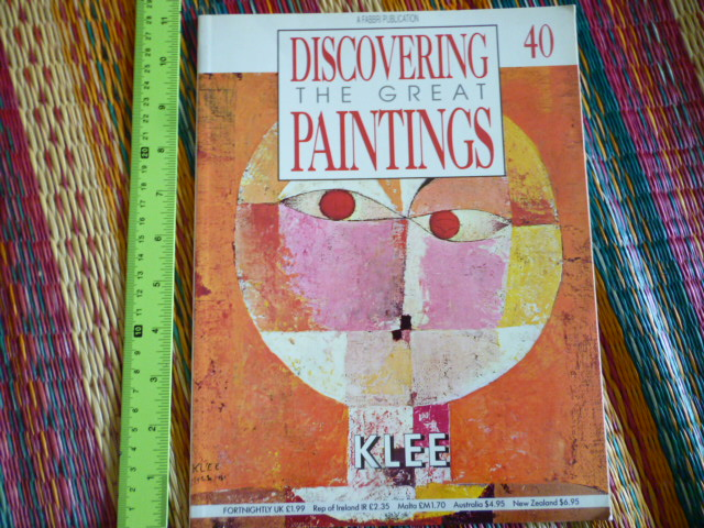 Discovering the Great Paintings 40: KLEE