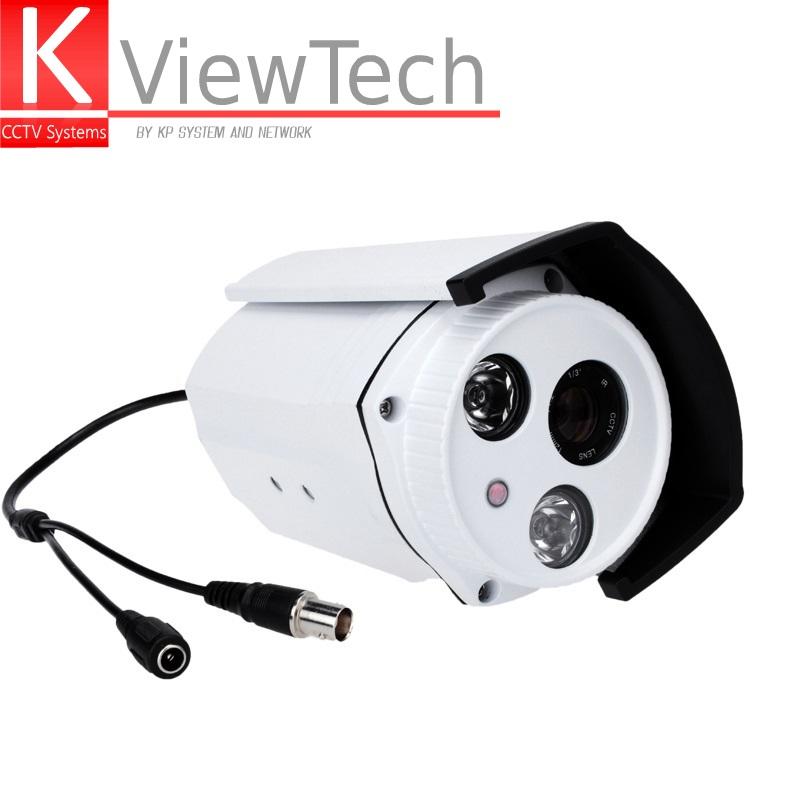 กล้องวงจรปิด K-ViewTech KP-L9055 (4mm) 700TVL + Free Adapter