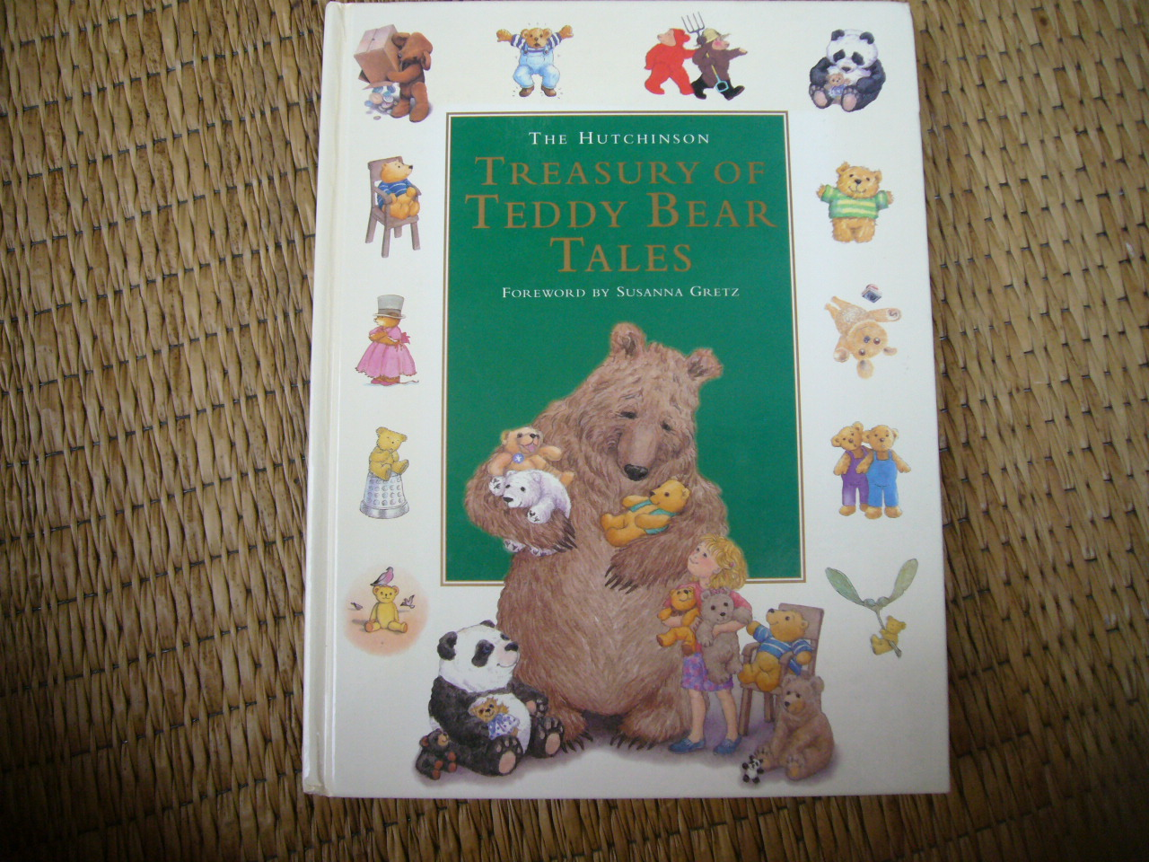 Treasury of Teddy Bear Tales