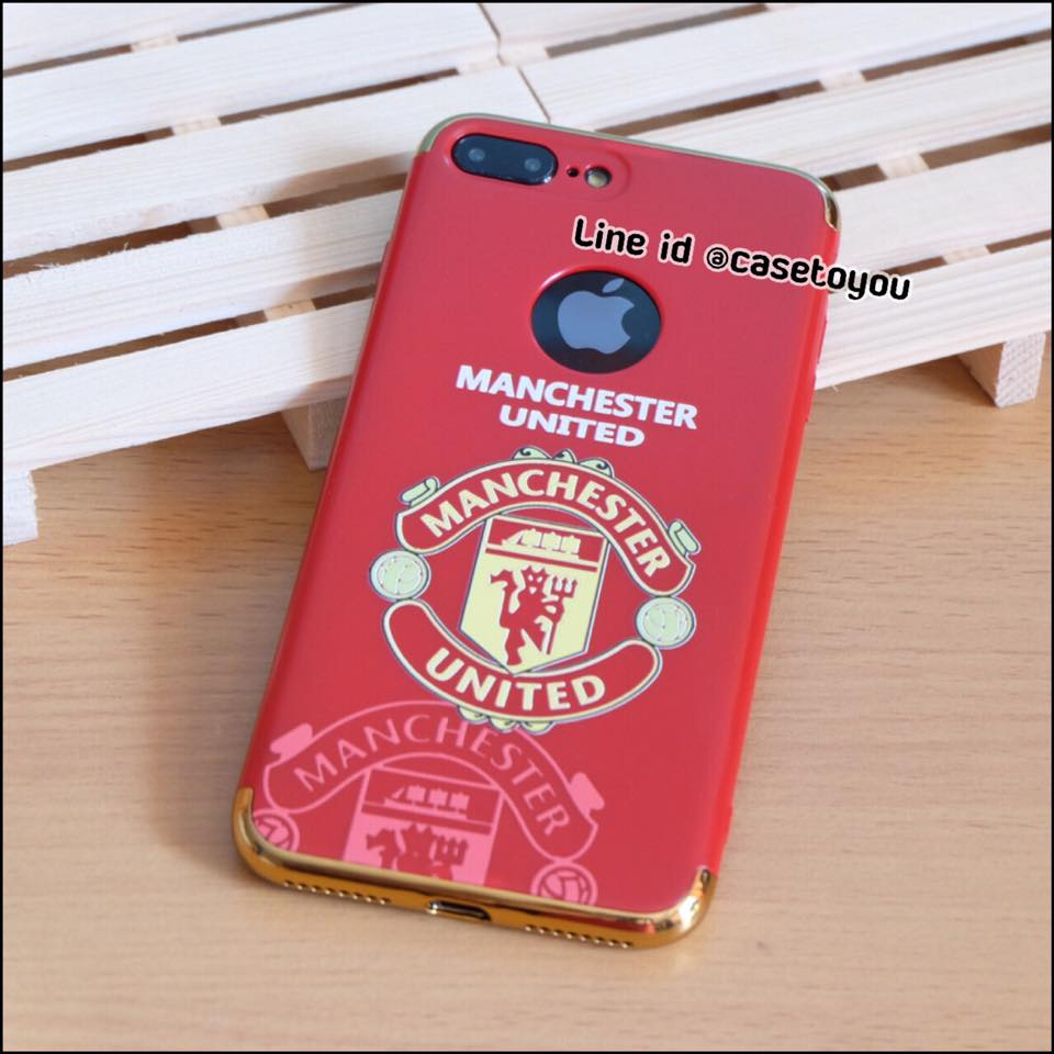 iPAKY Manchester United iPhone 7 Plus