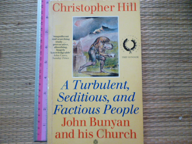 A Turbulent, Seditious, and Factious People