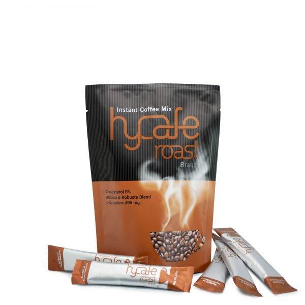Hycafe Roast Coffee กาแฟไฮคาเฟ่ โรสท์ กาแฟควบคุมน้ำหนัก