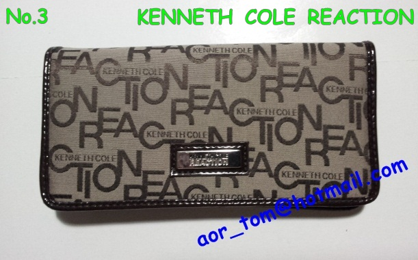 KENNETH COLE REACTION สีน้ำตาล
