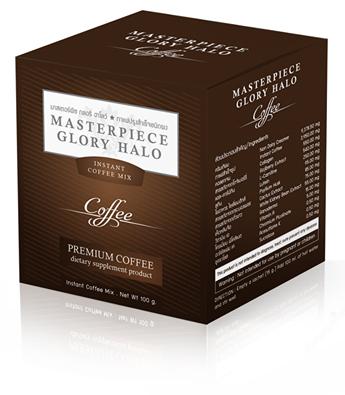 กลอรี่ ฮาโลว์ กาแฟบำรุงสายตา มีลูทีนมีส่วนช่วยในการมองเห็น