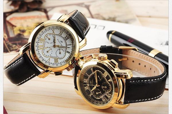 นาฬิกาออโตเมติกสไตล์แฟชั่น KS Luxury Watch KS046 จาก Buy-Watch