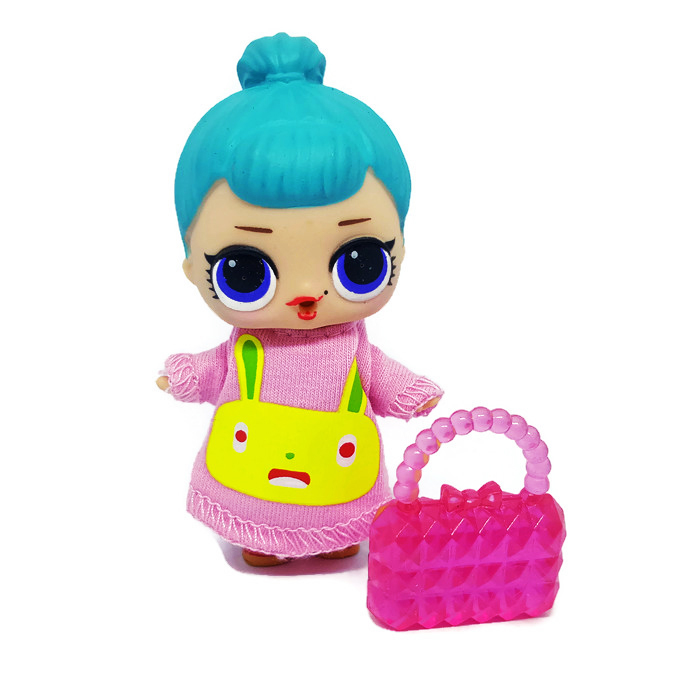 LC05 L.O.L Fashion ชุดตุ๊กตา LOL พร้อมกระเป๋า (ไม่รวมตุ๊กตา)