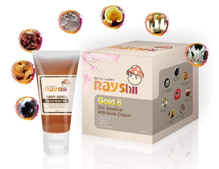 Rayshi Gold 6 เรชิ ครีมหน้าสด ของแท้ ราคาถูก ปลีก/ส่ง โทร 081-859-8980 ต้อม