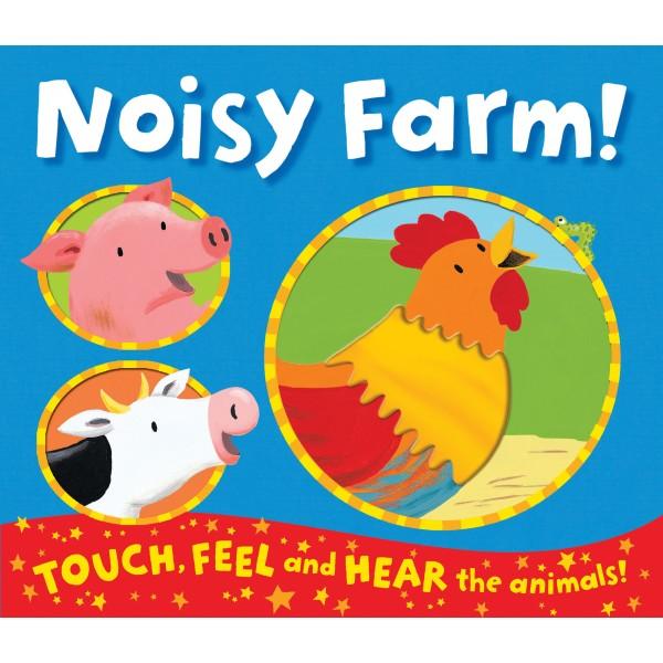 Noisy Farm! (carterpillar books)