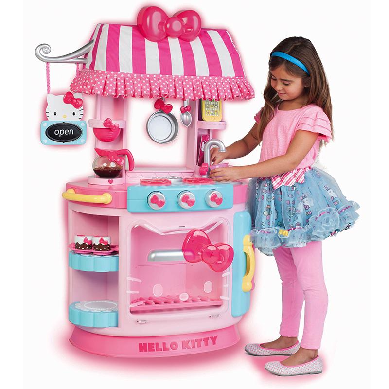 Hello kitty kitchen cafe babycenterthailand inspired by lnwshop