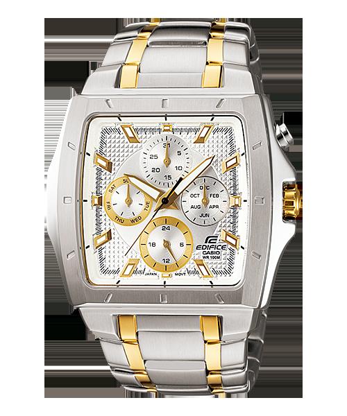 นาฬิกาข้อมือ CASIO EDIFICE MULTI-HAND รุ่น EF-329SG-7AV