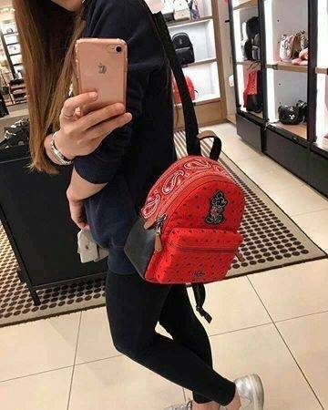Coach F59831 Mini Charlie Mickey Backpack พร้อมส่ง
