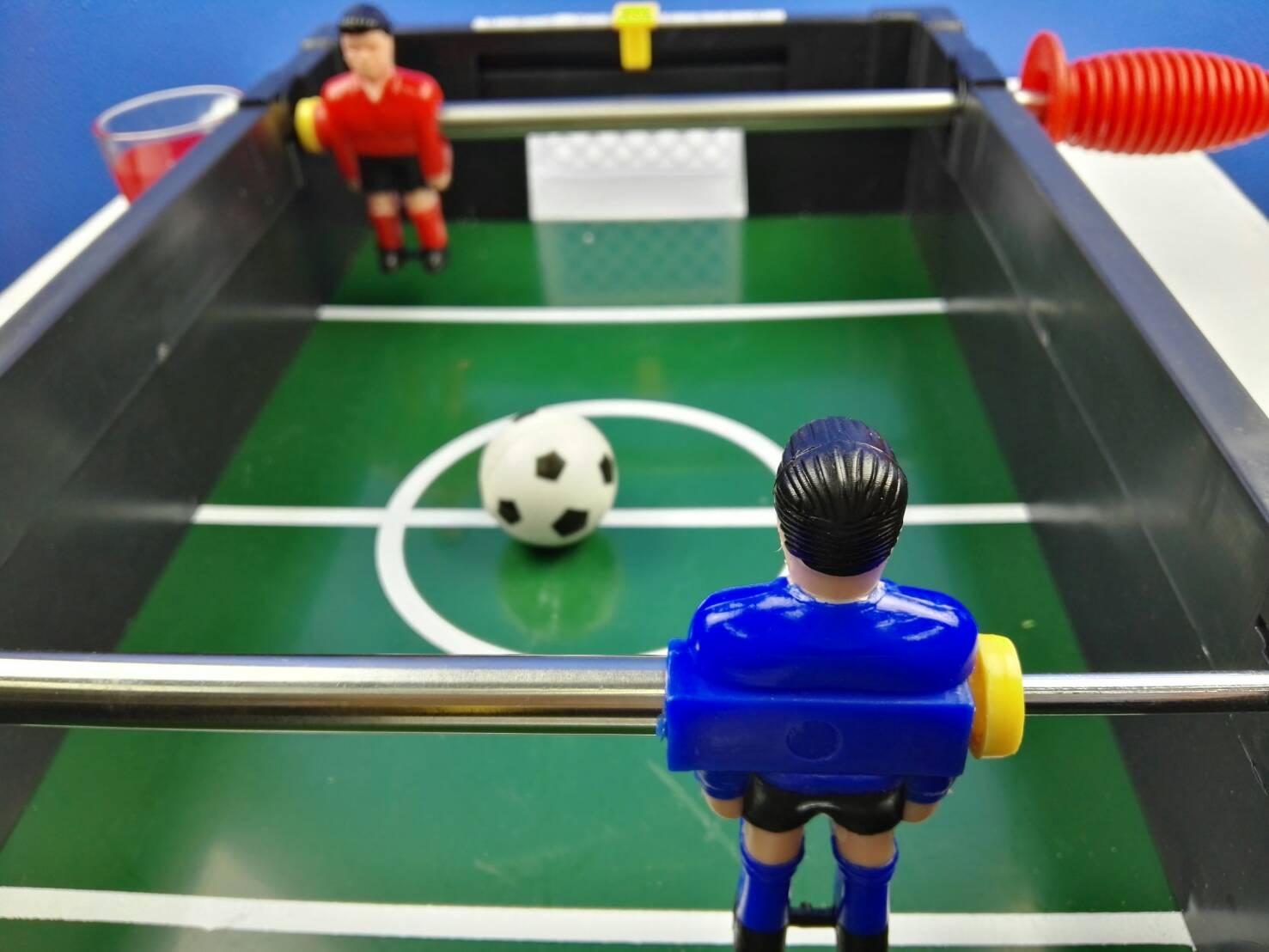 Soccer Tabel Drinking shot