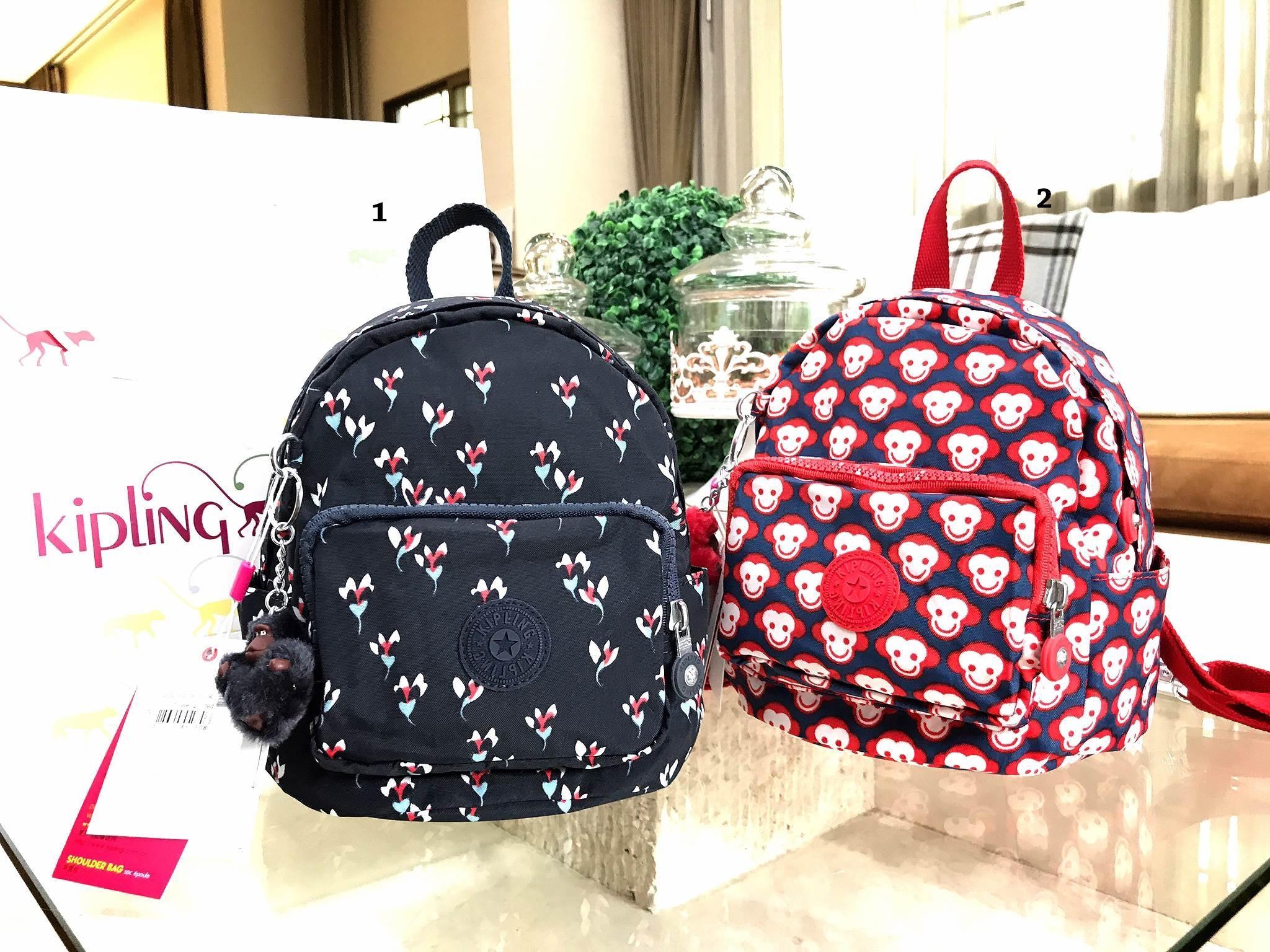 KIPLING Nylon Mini Bag
