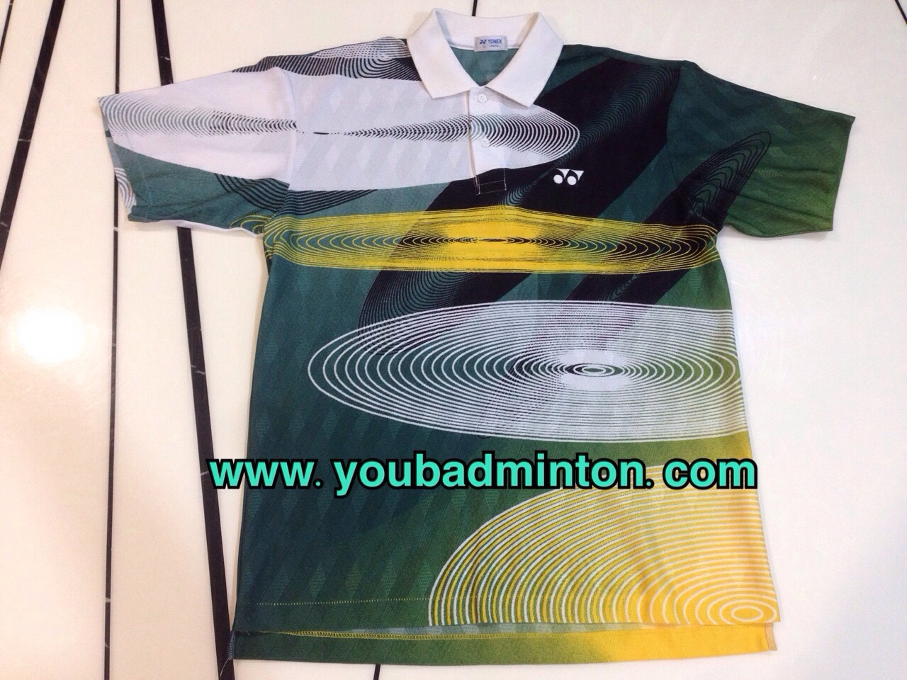 เสื้อ Yonex (Made in Japan)
