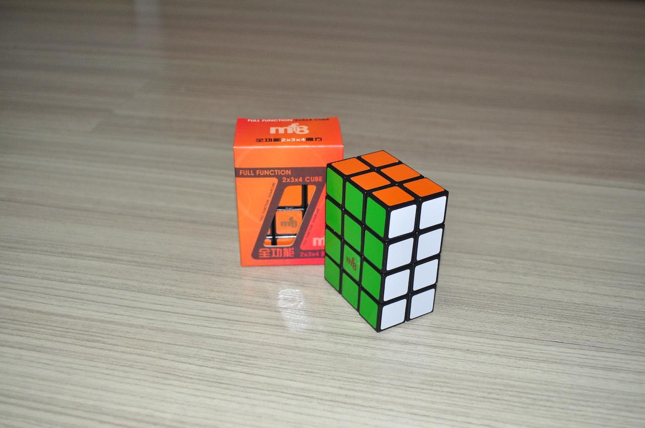 Mf8 2x3x4 Black Full Function