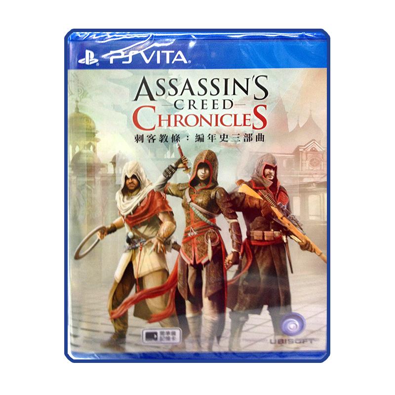 PS Vita™ Assassin's Creed Chronicles (English) Zone 3 Asia / English