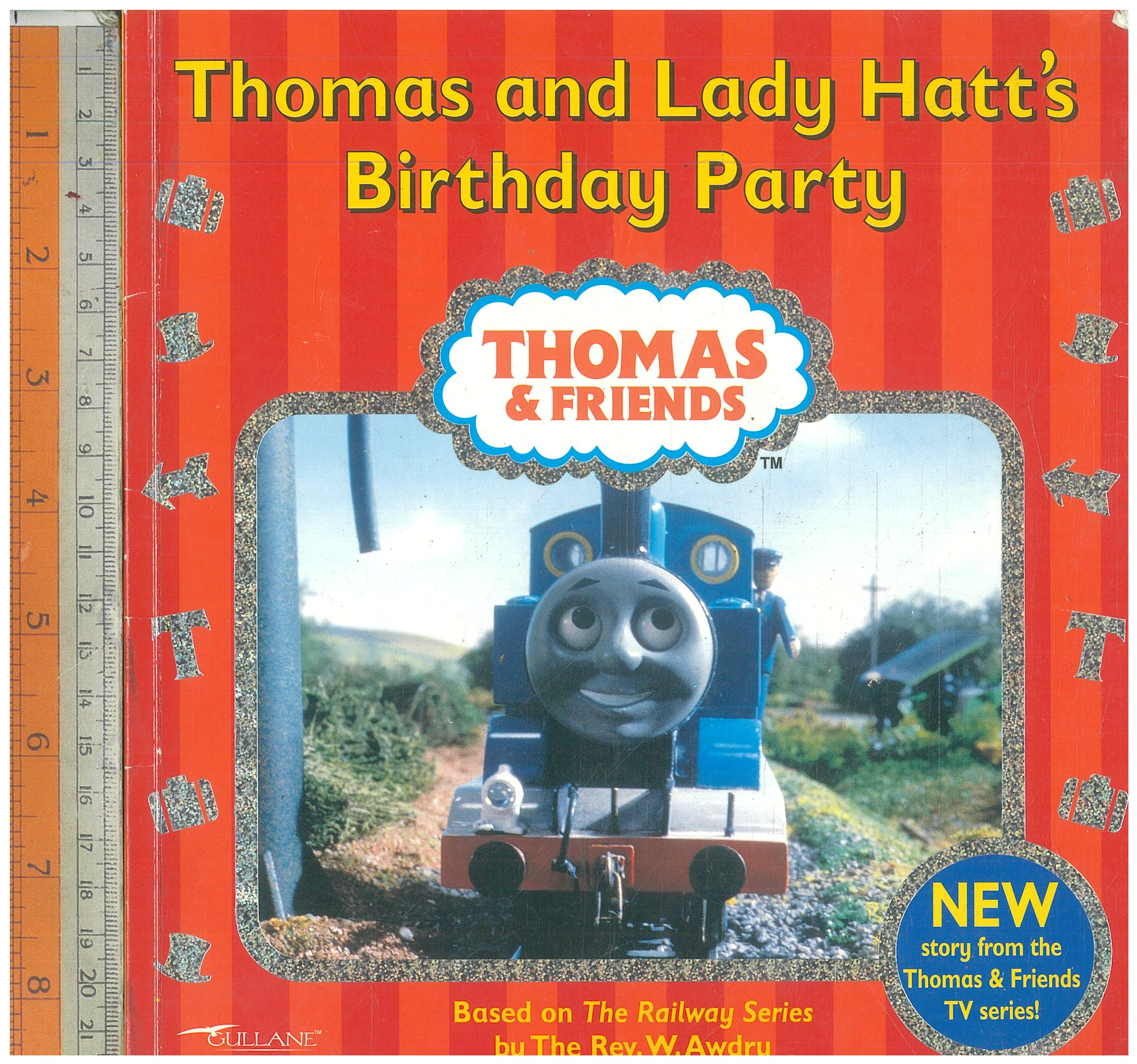 Thomas Birthday Party