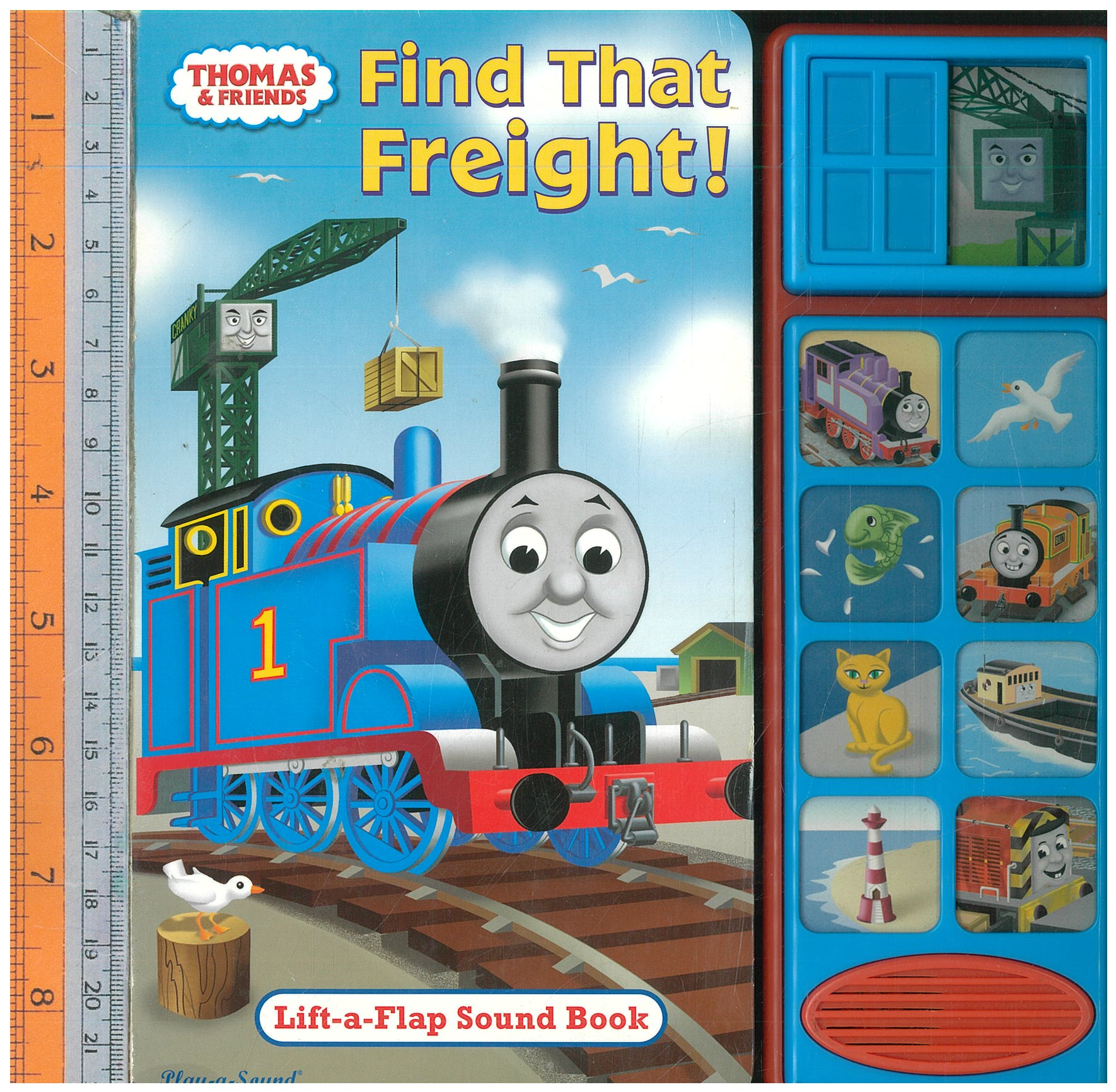 find that freight
