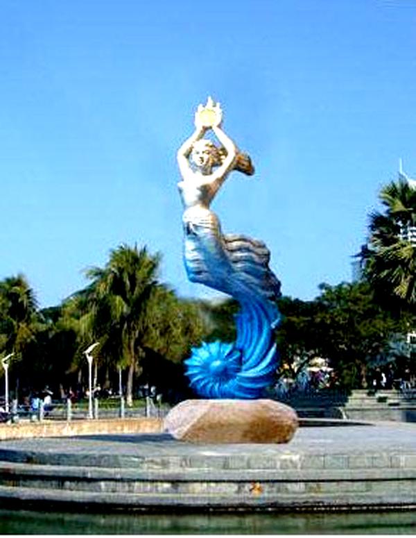 ทัวร์เกาะไหหลำ ฮาวายแห่งเอเชีย 4วัน 3คืน HU