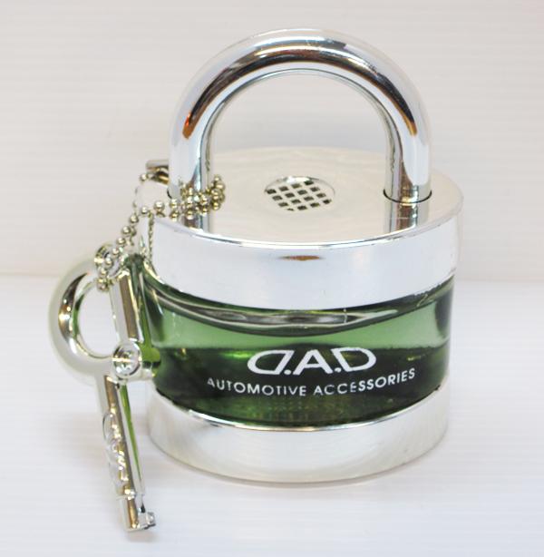 [SALE] น้ำหอมกุญแจ DAD ใหญ่ (เขียว)