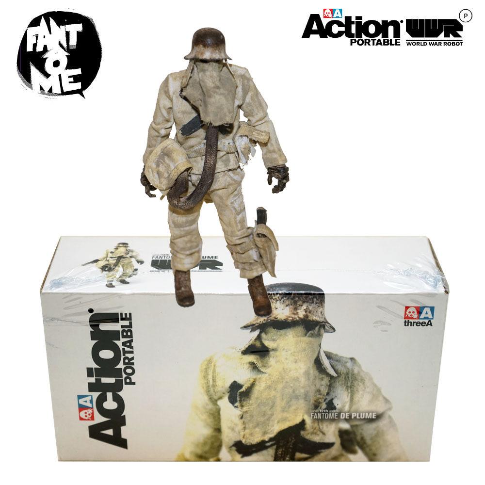 ThreeA Action Portable - Fantome De Plume